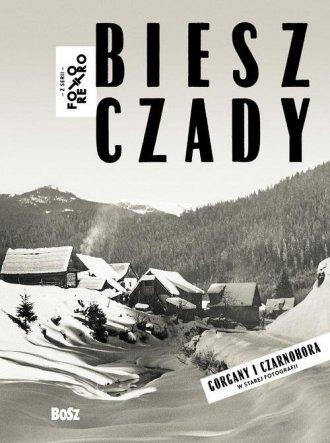 Bieszczady. Gorgany i Czarnohora - okładka książki