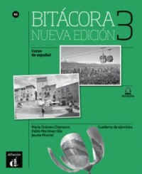 Bitacora 3 Ćwiczenia - okładka podręcznika