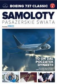 Boeing 737 Classic - Wydawnictwo EDIPRESSE POLSKA - okładka książki