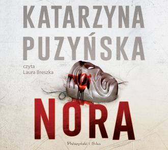 Nora (CD mp3) - pudełko audiobooku