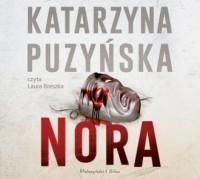 Nora (CD mp3) - Katarzyna Puzyńska - pudełko audiobooku