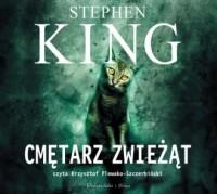 Cmętarz zwieżąt - King Stephen - okładka książki