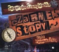 Czarne stopy - Seweryna Szmaglewska - pudełko audiobooku