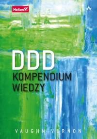 DDD. Kompendium wiedzy - okładka książki
