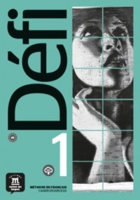 Defi 1 Cahier dexercices - okładka podręcznika
