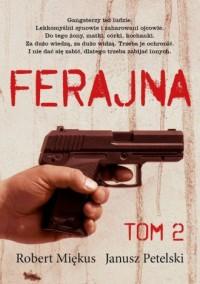 Ferajna. Tom 2 - okładka książki
