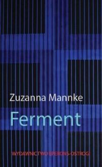 Ferment - okładka książki