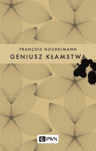 Geniusz kłamstwa - okładka książki