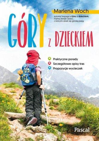 Góry z dzieckiem - okładka książki