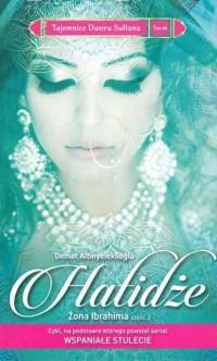 Hatidże. Żona Ibrahima cz. 3 - okładka książki