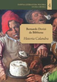 Historia Calandra - okładka książki