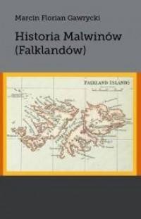 Historia Malwinów (Falklandów). Seria: Biblioteka Iberyjska - okładka książki