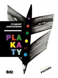 Januszewski. Plakaty - okładka książki