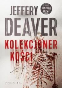 Kolekcjoner kości - okładka książki