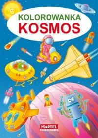 Kolorowanka. Kosmos - Jarosław Żukowski - okładka książki