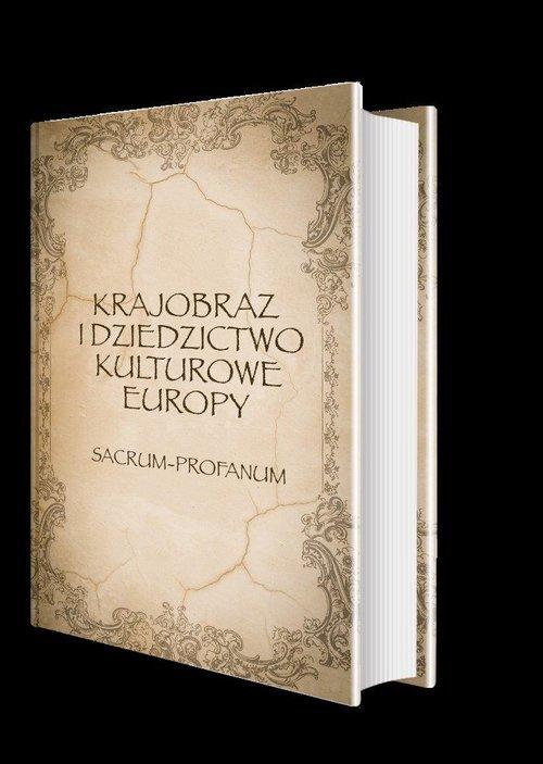 Krajobraz i dziedzictwo kulturowe - okładka książki