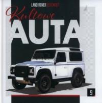 Kultowe auta Land Rover - Wydawnictwo EDIPRESSE POLSKA - okładka książki
