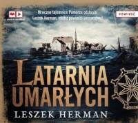 Latarnia umarłych - Leszek Herman - pudełko audiobooku