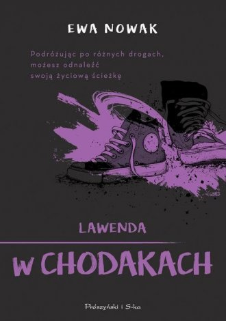 Lawenda w chodakach - okładka książki