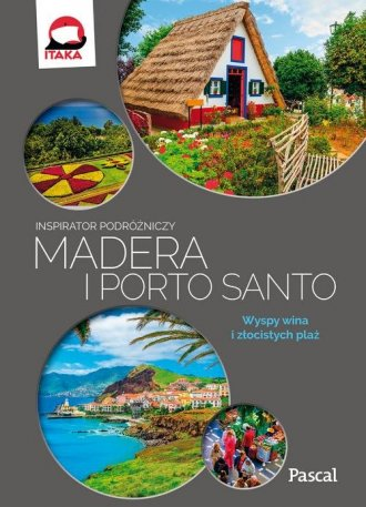 Madera i Porto Santo. Inspirator - okładka książki