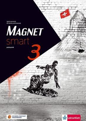 Magnet Smart 3. Szkoła podstawowa. - okładka podręcznika