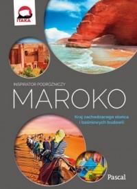 Maroko. Inspirator podróżniczy - okładka książki