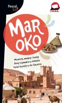 Maroko. Pascal Lajt - okładka książki