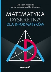 Matematyka dyskretna dla informatyków - okładka książki