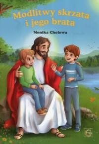 Modlitwy skrzata i jego brata - okładka książki