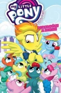 Mój Kucyk Pony. Przyjaciółki na zawsze, tom 3 - okładka książki