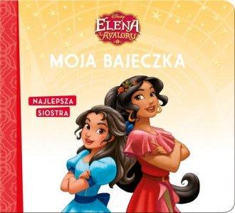 Najlepsza siostra Elena z Avalonu. - okładka książki
