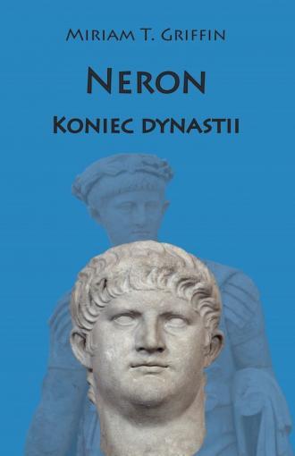Neron. Koniec dynastii - okładka książki