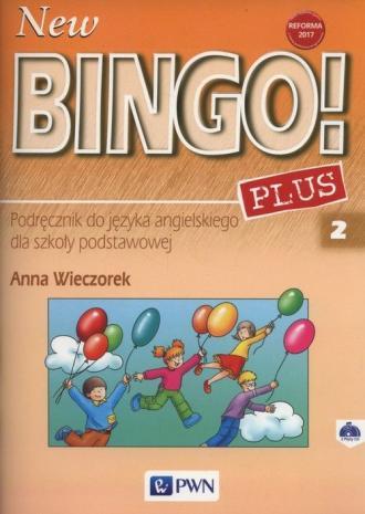 New Bingo! 2. Szkoła podstawowa. - okładka podręcznika