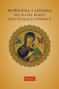 Nowenna i litania do Matki Bożej - okładka książki