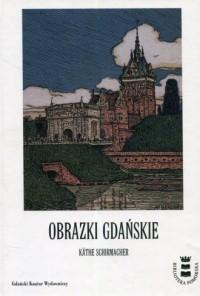 Obrazki Gdańskie - okładka książki