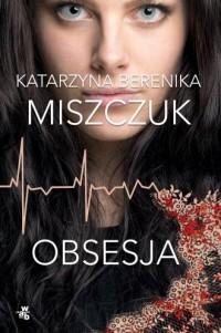 Obsesja - okładka książki