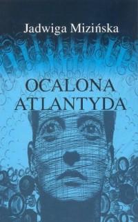 Ocalona Atlantyda - okładka książki