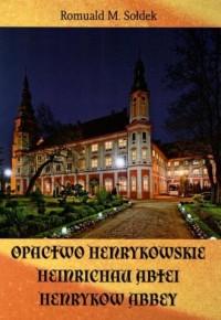 Opactwo henrykowskie - okładka książki