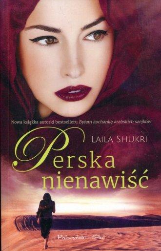 Perska nienawiść - okładka książki