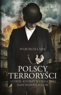Polscy terroryści - okładka książki
