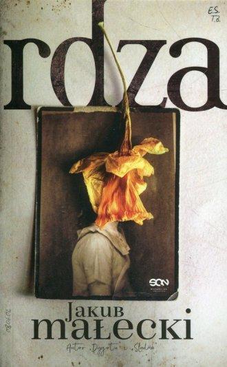Rdza - okładka książki