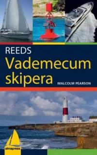 REEDS Vademecum skipera - Malcolm Pearson - okładka książki