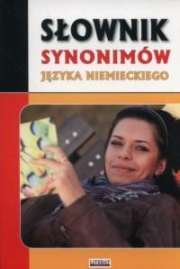 Słownik synonimów języka niemieckiego - okładka książki