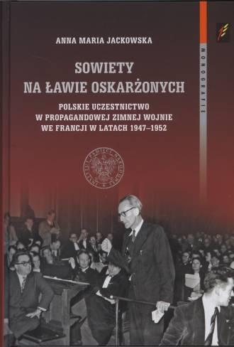 Sowiety na ławie oskarżonych. Polskie - okładka książki