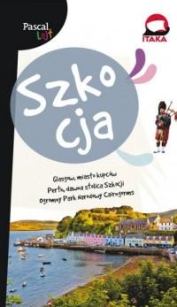 Szkocja Pascal Lajt - okładka książki