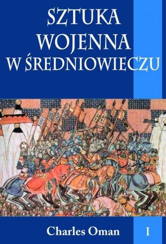 Sztuka wojenna w średniowieczu. - okładka książki