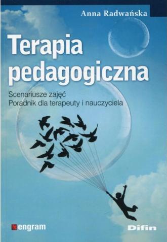 Terapia pedagogiczna. Scenariusze - okładka książki
