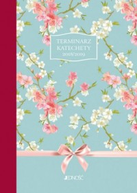 Terminarz katechety 2018/2019 - okładka książki