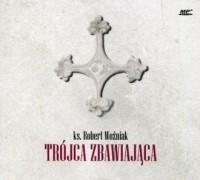 Trójca Zbawiająca - ks. Robert Woźniak - pudełko audiobooku