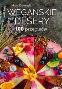 Wegańskie desery - okładka książki